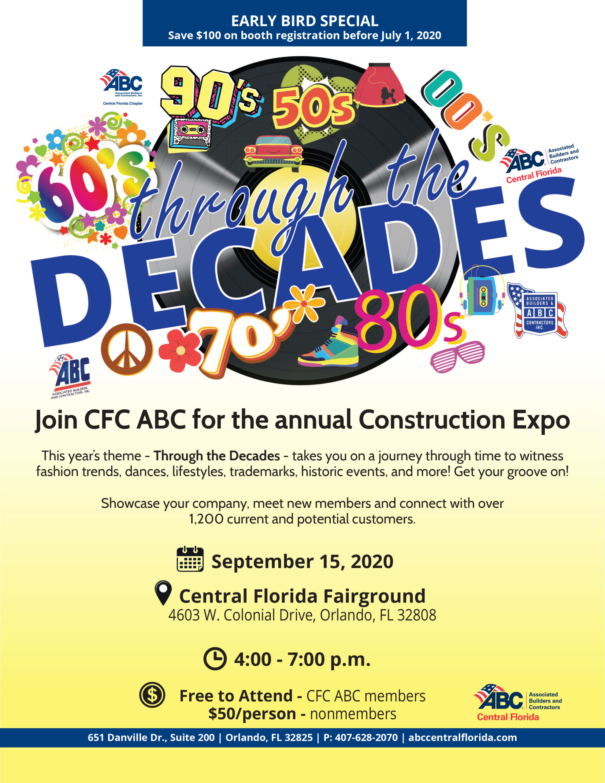 Construction Expo @ Central Florida Fairground