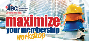 Maximize Your Membership Workshop
