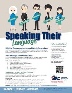 Speaking Their Language